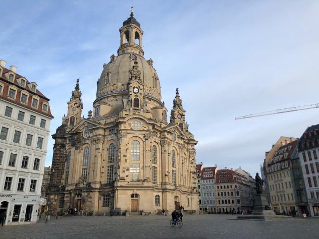 Frauenkirche, ZDF, Neujahrsgottesdienst, Landesbischof Tobias Bilz