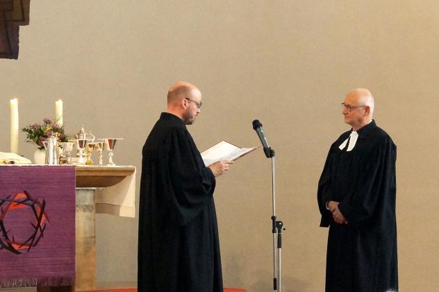 Pfarrer Roland Kutsche