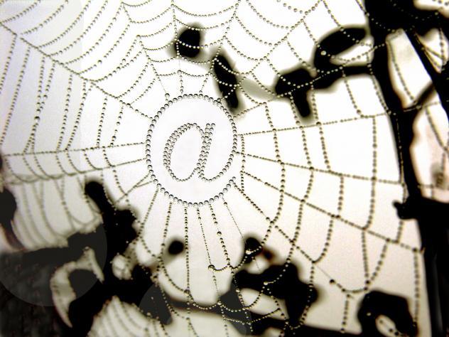 Netz Daten Sicherheit Datenschutz