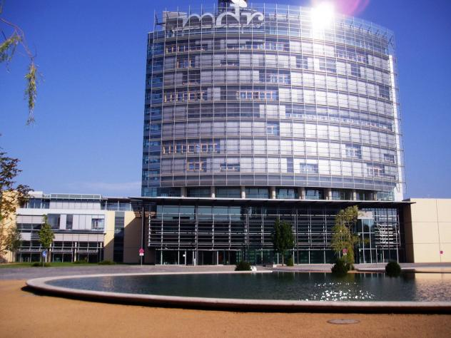 MDR Leipzig Media City