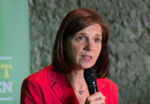 Fraktionsvorsitzende der Grünen, Katrin Göring-Eckardt