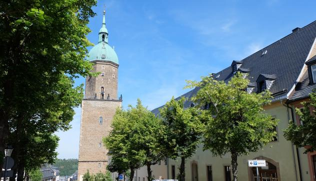 St. Annenkirche Annaberg Buchholz
