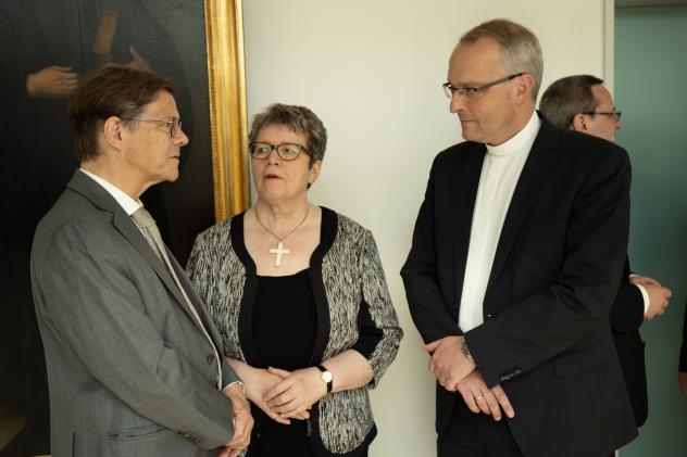 Bischöfe Markus Dröge Ilse Junkermann Carsten Rentzing