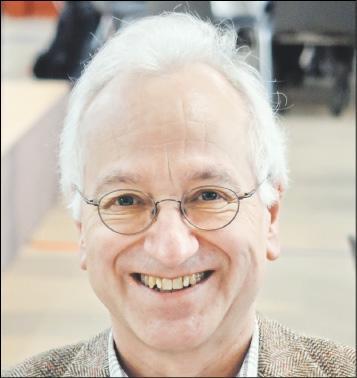Christian Wolff ist Pfarrer in Ruhe und lebt in Leipzig. Foto: Armin Kühne