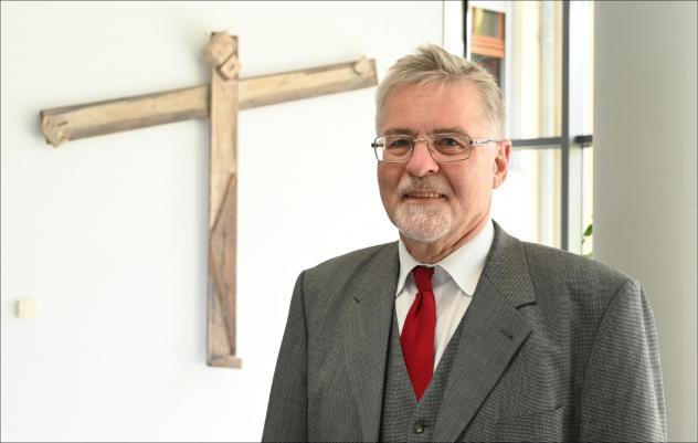 Johannes Kimme, Präsident, Landeskirchenamt, Verabschiedung, Ruhestand