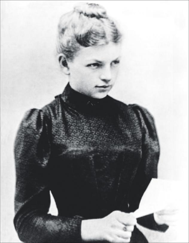 Clara Haber Immerwahr Chemie