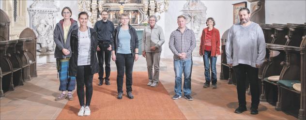Pegau, Kirchenvorstand, Wahl, Kandidaten