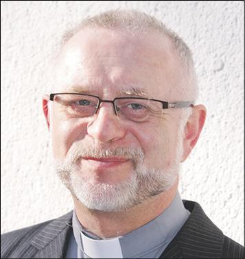 Pfarrer i. R. Dr. Arndt Haubold