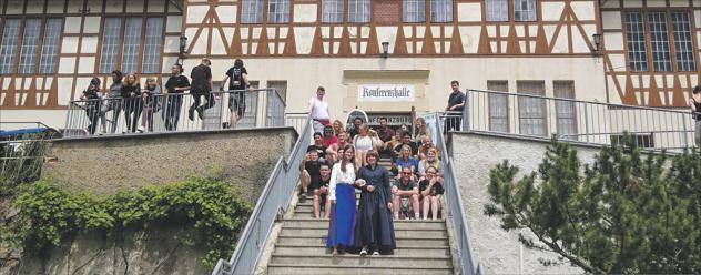 Allianzkonferenz, Bad Blankenburg, Christentreffen, Anna von Weling