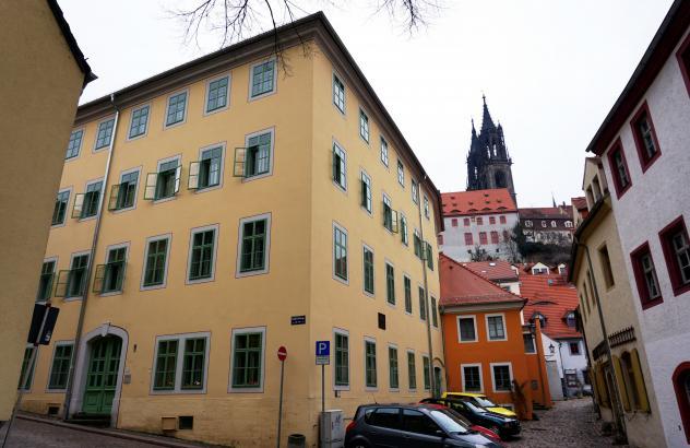 Geburtsthaus Louise Otto-Peters Meißen