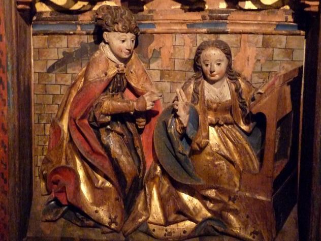 Ikonenmalerei Maria 2.0