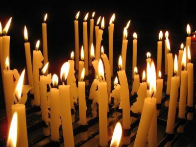 Lichter Kerzen Berlin Gedenken