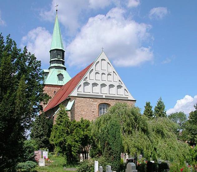 Kirche Leubnitz Dresden