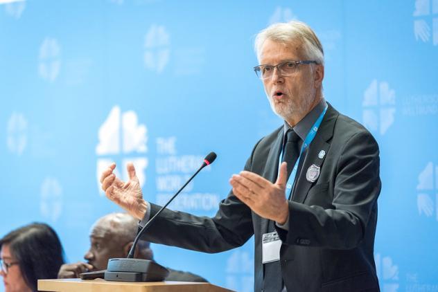 Pfr. Dr. Martin Junge
