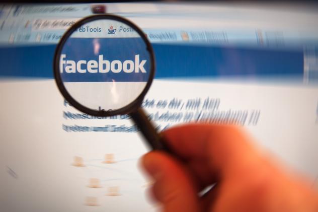 Kritik an Facebook
