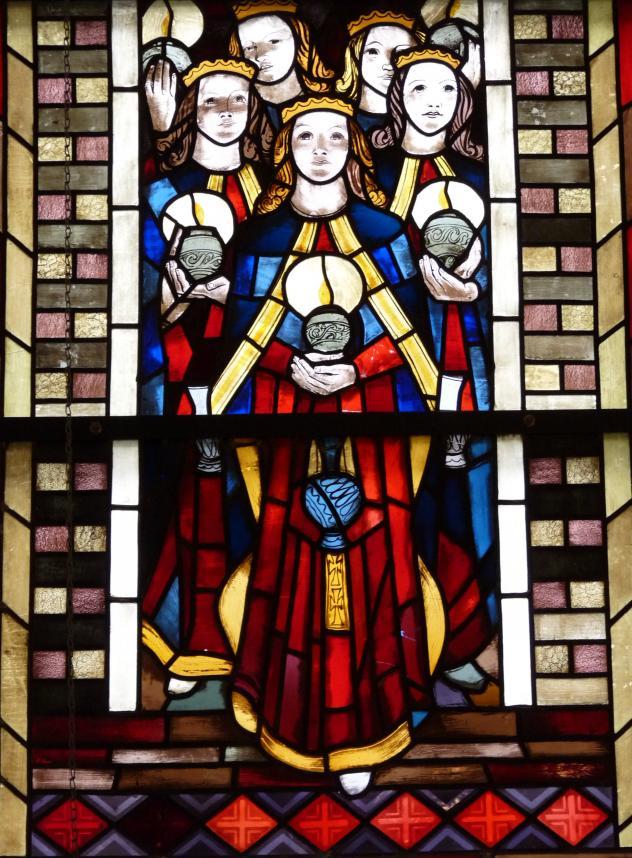 Kirchenfensterbild