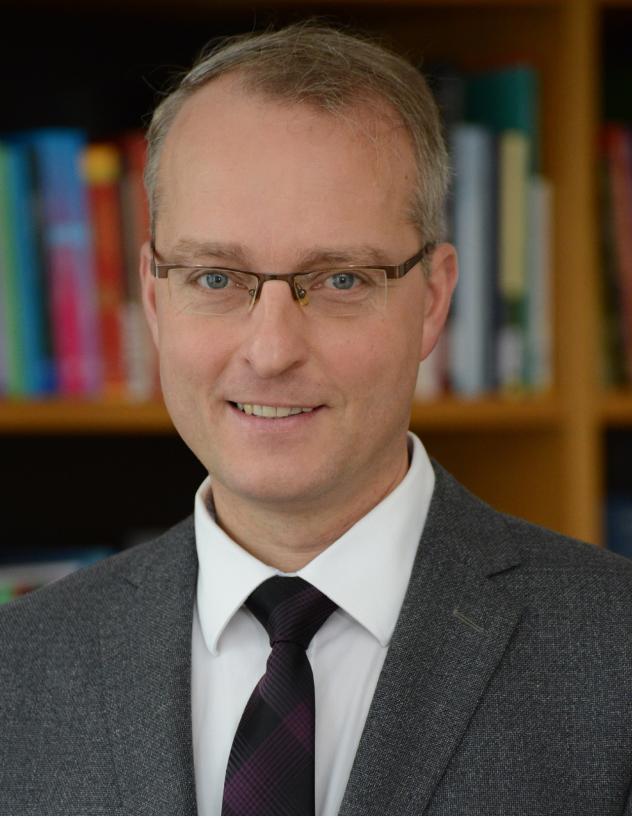 Bischof Carsten Rentzing