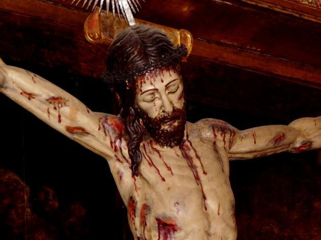Am Karfreitag wurde Jesus gekreuzigt. © Dieter Schütz/pixelio.de