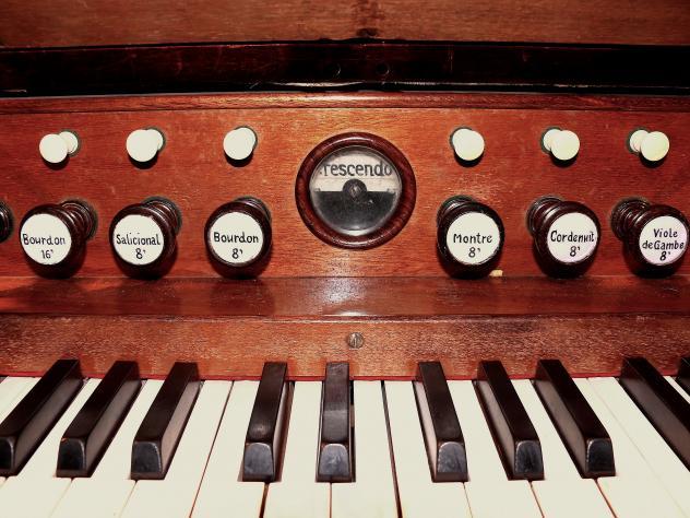 Orgel, Orgelsommer, Orgelmusik, Orgelpfeifen