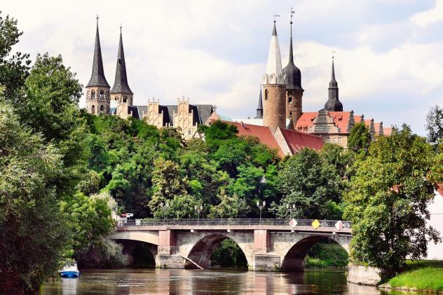 Merseburg, Freiberg, Glocken, Merseburger Dom