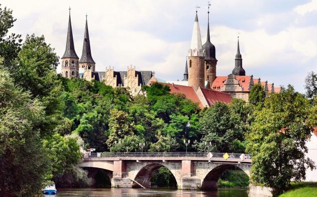 Merseburg, Zaubersprüche, Sachsenspiegel, Merseburger Zaubersprüche, heidnisch, Mittelalter