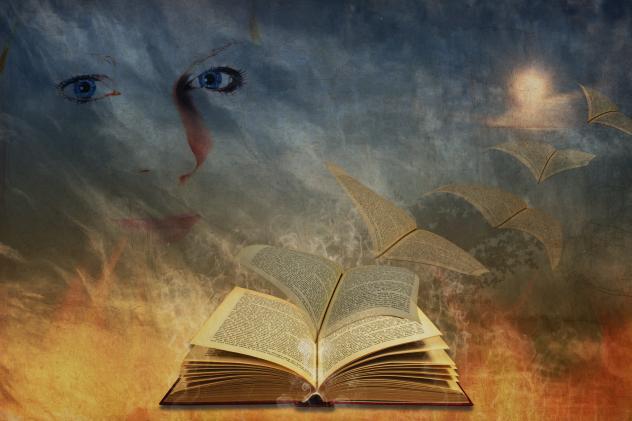 Buch Frau Fantasie Theorie