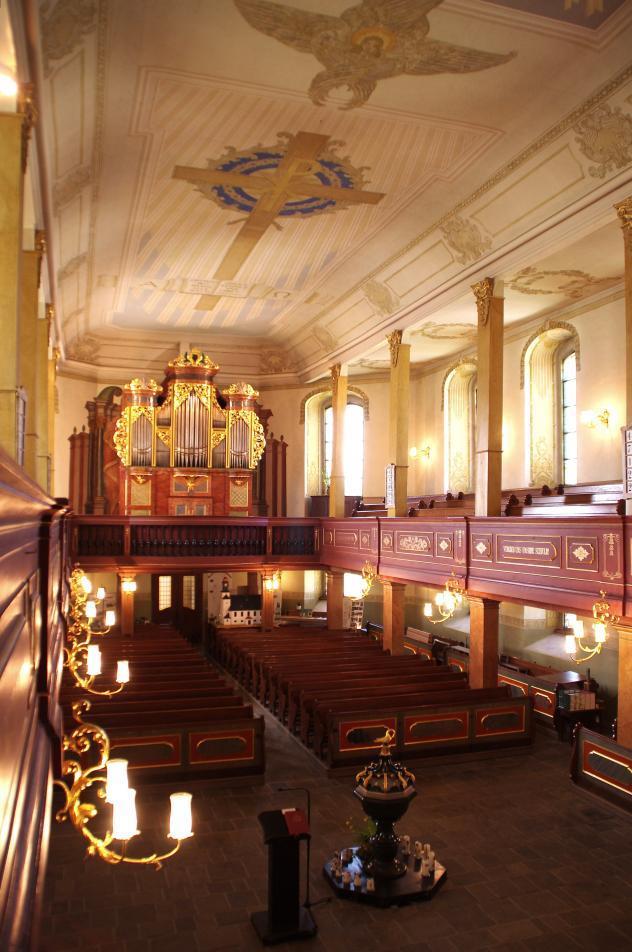 Kirche zu Zöblitz