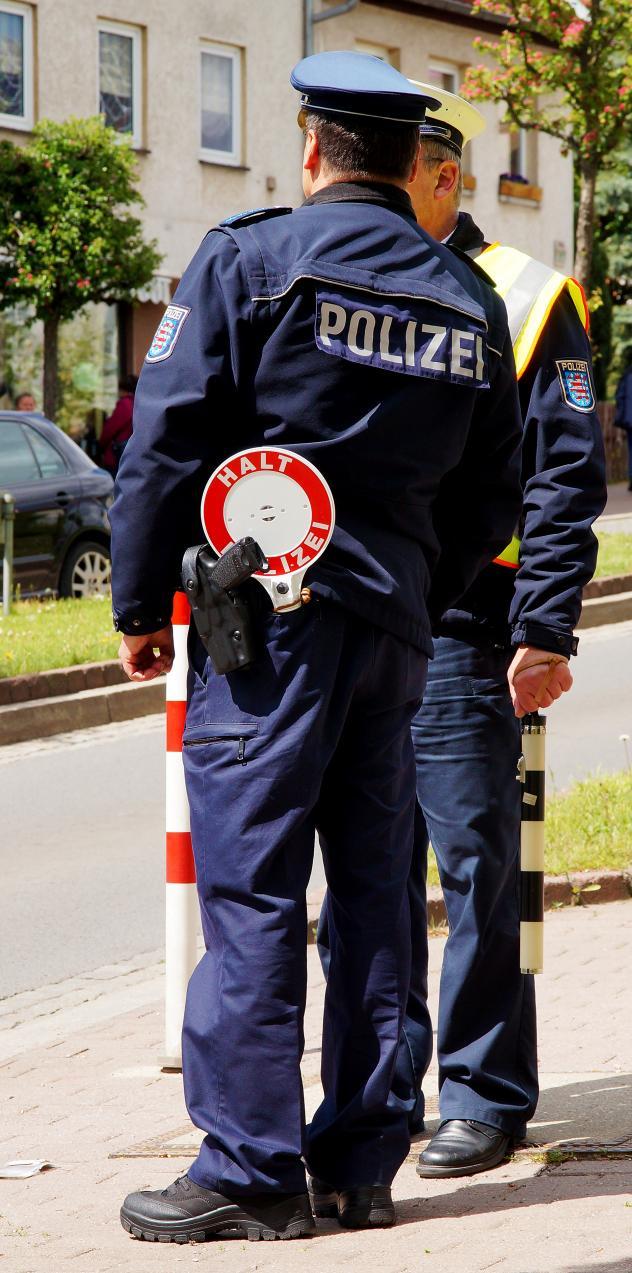 Polizei Fachtag