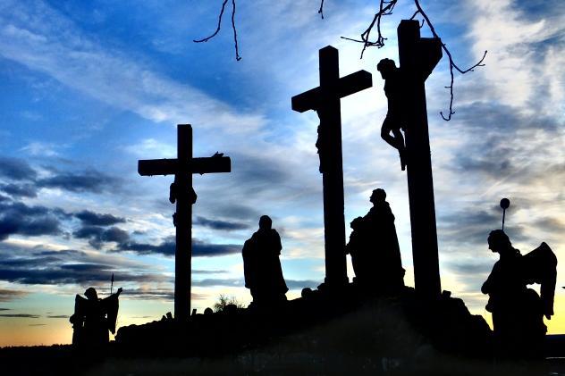 Ostern Auferstehung Sachsen