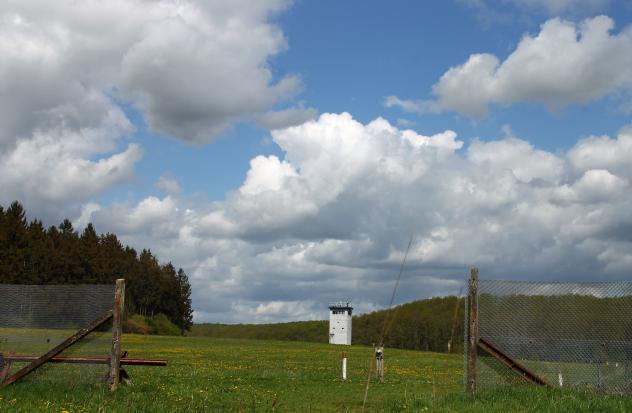 Grenzturm Landkreis Schmalkalden-Meiningen
