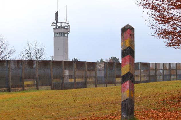 SED Grenze DDR BRD