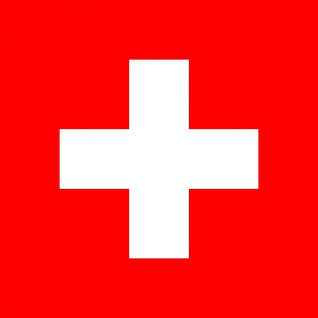 Eidgenossenschaft Flagge