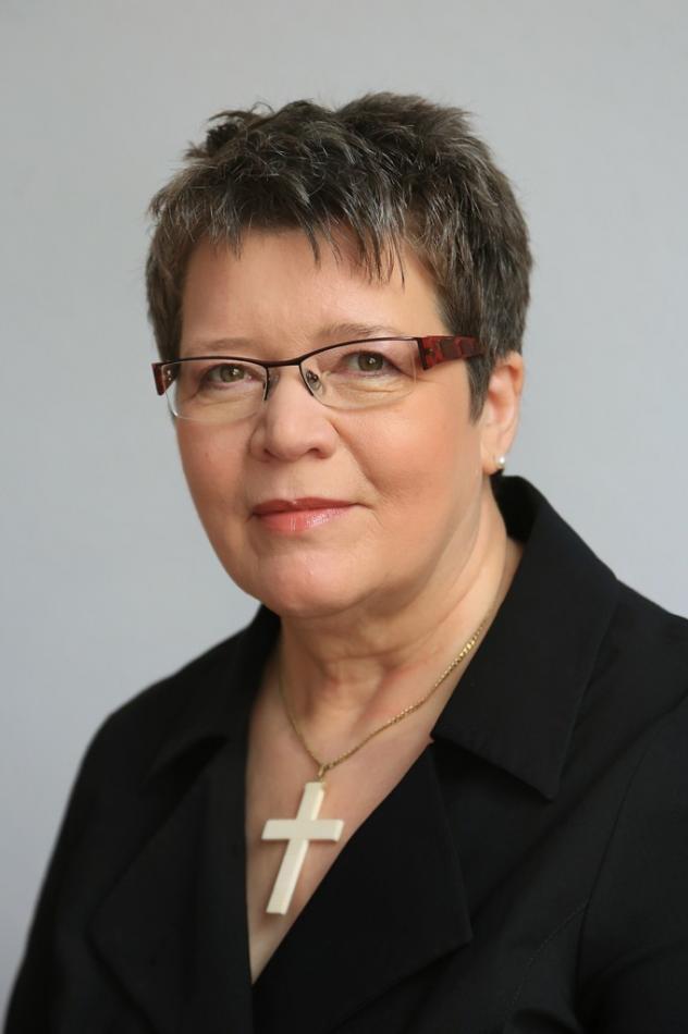 Bischöfin Ilse Junkermann EKM