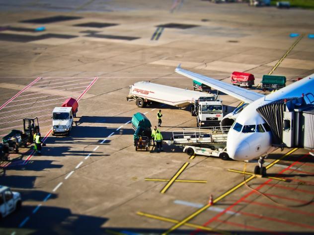 Flughafen Abflug Abschiebung