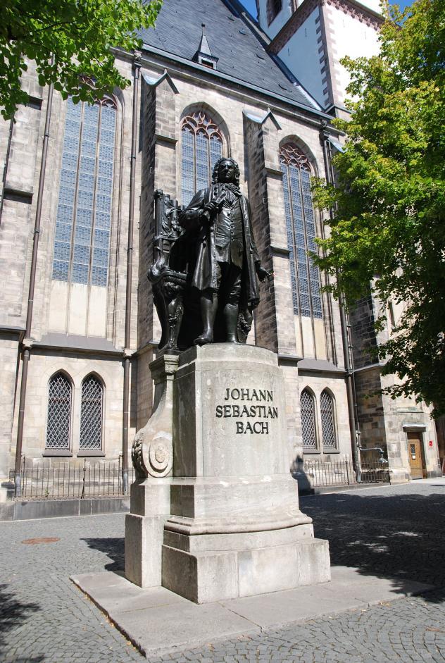 Johann Sebastian Bach, Leipzig