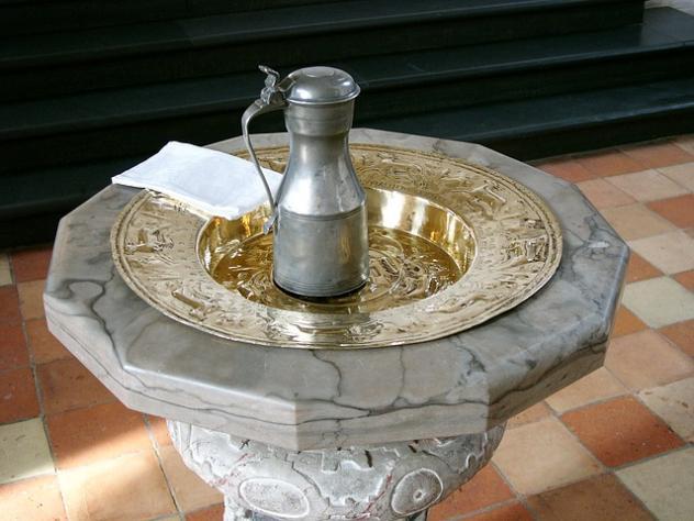 weniger Taufen Sachsen Landeskirche Mitglieder
