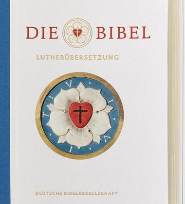 Lutherbibel in überarabeiteter Version zum Reformationsjubiläum 2017