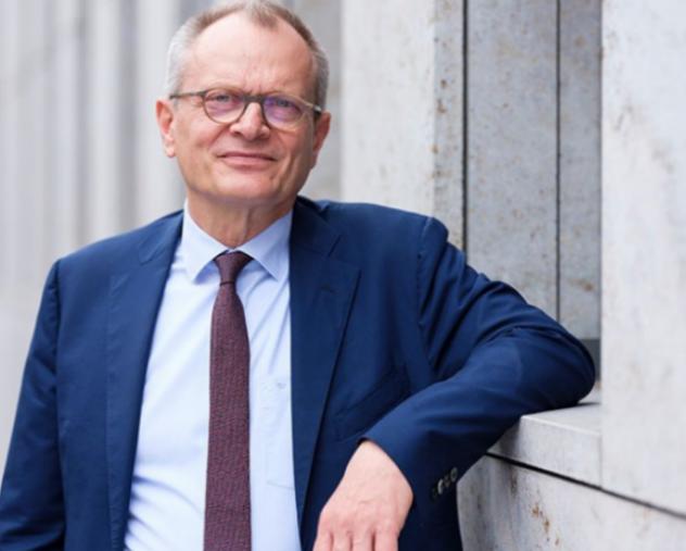 Präsident der Diakonie Deutschland, Ulrich Lilie