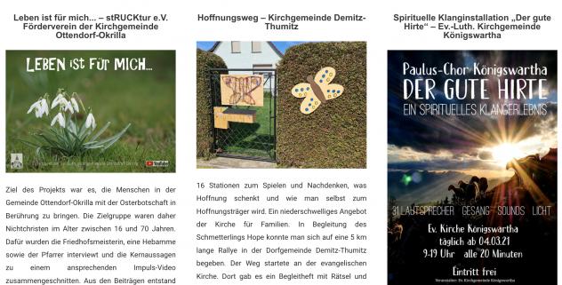 Evangelischer Medienpreis 2021: jetzt für Favorit abstimmen!