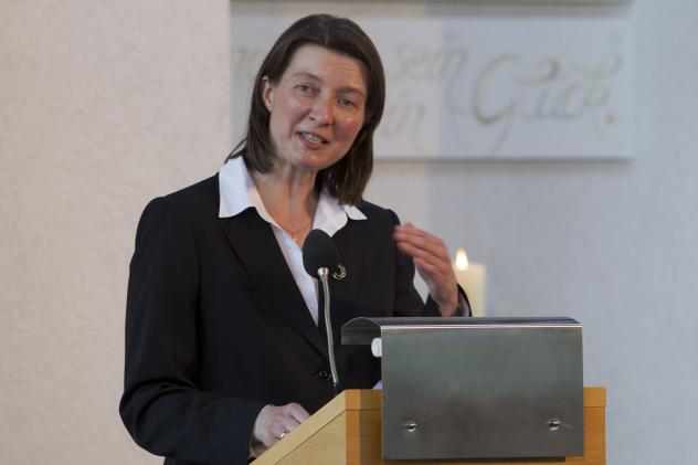 Ulrike Weyer Bischofskandidatin EKM Plauen