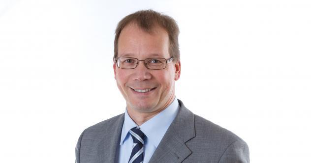 Pfarrer Christoph Stolte