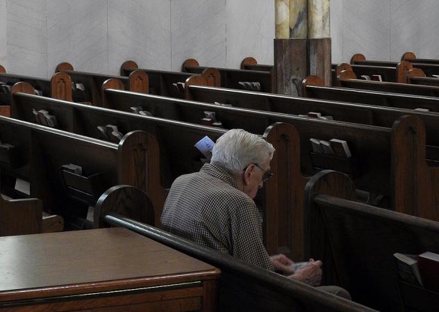 Kontakt Kirche Pfarrer Menschen