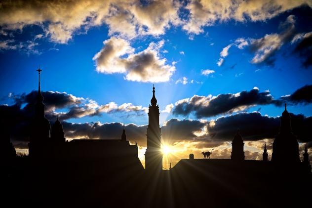 Dresden Panorama Kirche