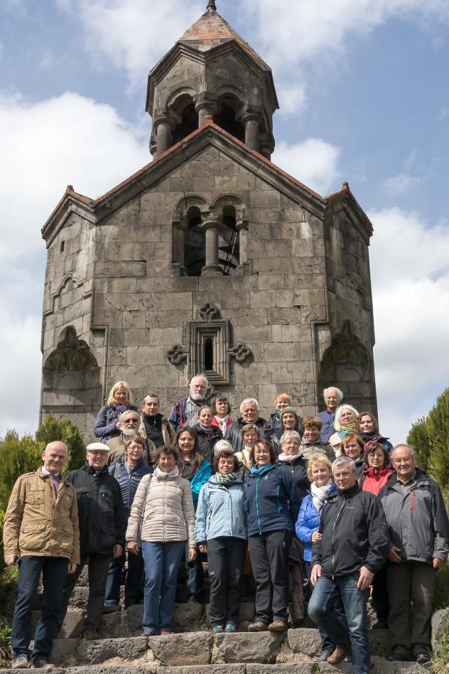 Armenien Kirche Reise