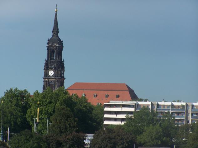 Dreikönigskirche Dresden Pädagogen Gottesdienst
