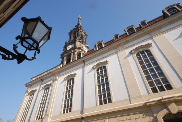 Dresdner Dreikönigskirche