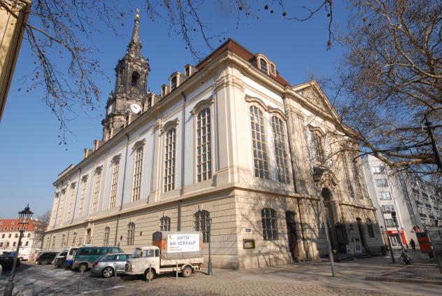 Landessynode, Sachsen, Dreikönigskirche Dresden, Kirchenparlament