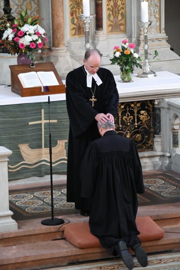 Verabschiedung Bischof Rentzing EVLKS