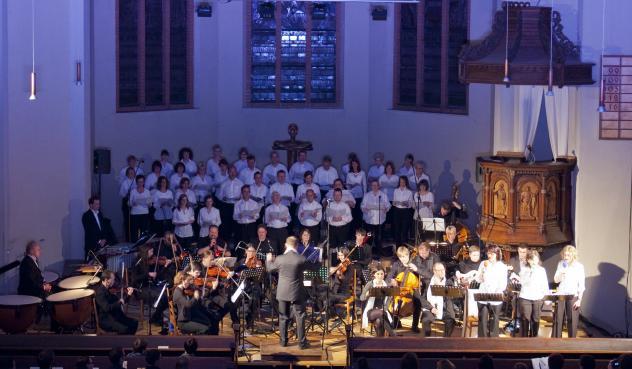 Pauluskirche Zwickau hat neues Chorprojekt