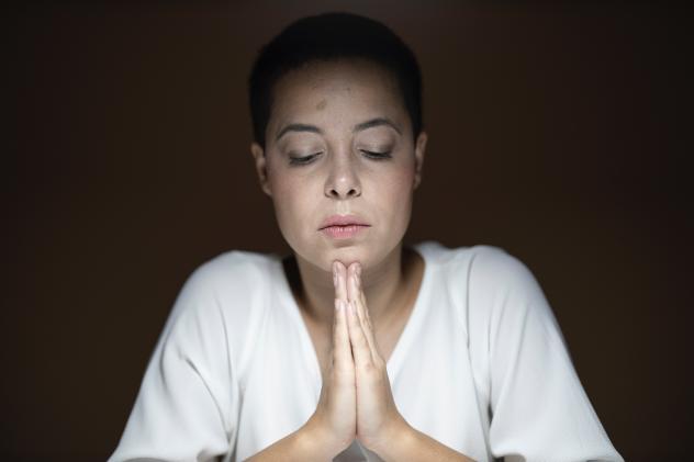 Gebet Not Leid Corona